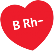 B Rh-