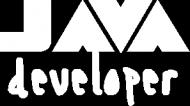 Rozpinana bluza z kapturem JAVA developer