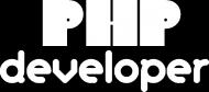 Koszulka polo PHP developer
