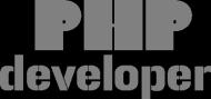 Podkładka pod myszkę PHP developer