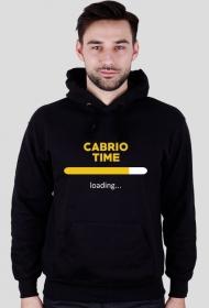 bluza z kapturem Cabrio Time