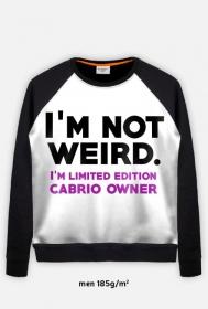 bluza męska I'm not weird