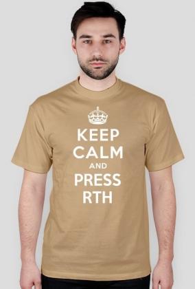Koszulka Keep Calm - RTH