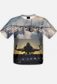 AC-130 i niebiańskie plecy