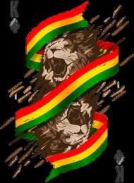 Reggae Lion King Kubek - Kubki w Space Balls