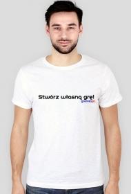 koszulka z nazwą strony gramto.pl