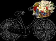 kubek z rowerem