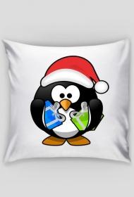 poszewka świąteczna