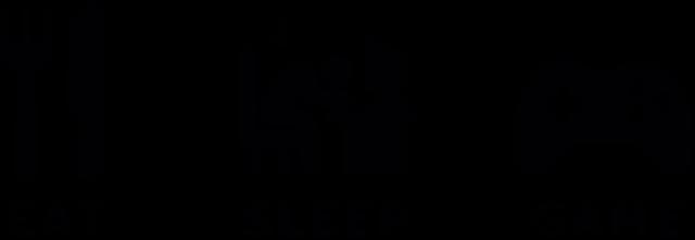 Biała bluza z kapturem GAMER 1