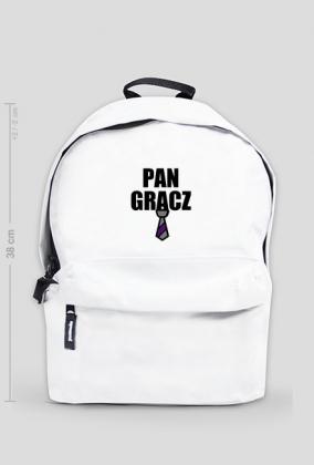 Plecak Pan Gracz