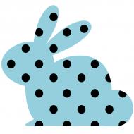 Koszulka z królikiem