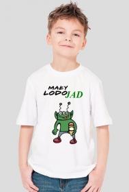 T- shirt Mały Lodojad
