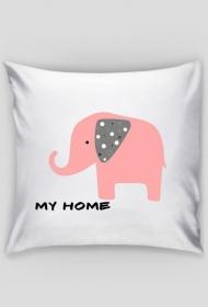Poszewka na poduszkę słoń