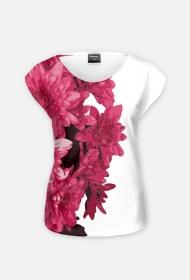 """Koszulka Full Print """"Kwiaty 2"""""""