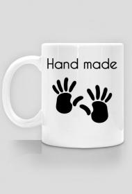 """Kubek Moje Pasje """"Hand Made"""""""