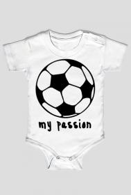 Body Moje Pasje Piłka - my passion