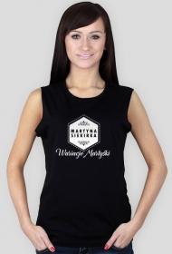 Koszulka Wariacje Martyśki logo