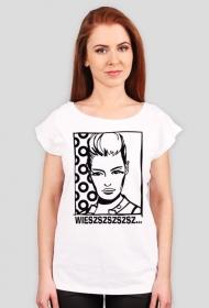 T-shirt Wiesz