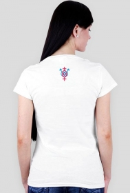 Vneck Swingers Logo WHITE
