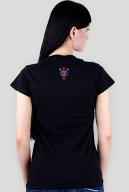 Vneck Swingers Logo BLACK