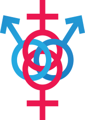 Vneck Swingers Logo PINK