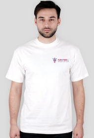 T-shirt FUN4TWO Logo WHITE