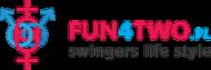 Polo FUN4TWO Logo BLACK