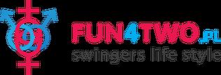 T-shirt FUN4TWO Logo BLACK