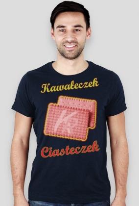 Koszulka Kawałeczek Cz. Ciasteczek M