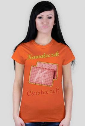 Koszulka Kawałeczek Cz. Ciasteczek K