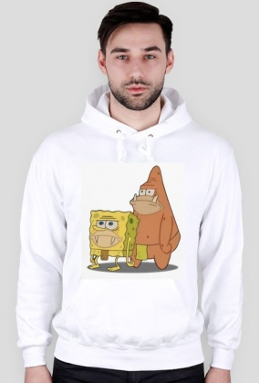 Caveman Spongebob & Patrick