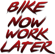 Bike now work later