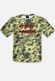 MOTOMASS-T-Shirt Street Warrior