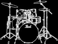 Perkusja. Prezent dla perkusisty. perkusista. Prezent