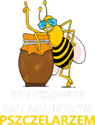 Pasieka. Prezent dla Pszczelarza. Pszczelarz. Koszulka Pszczelarska