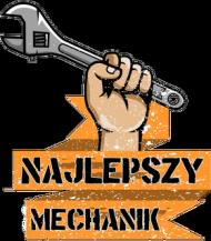Mechanik. Prezent dla Mechanik. Koszulka dla Mechanik. Warsztat Samochodowy. Samochód. Auto. Lakiernik