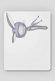 Zwierzątka-podkładka z króliczkiem