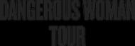"""Bluza uniseks z kapturem """"Dangerous Woman Tour"""""""
