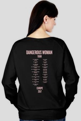 """Bluza damska """"Dangerous Woman Tour: Europe"""""""