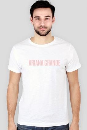 "Koszulka męska ""Ariana Grande"""