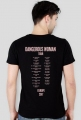 "Koszulka męska ""Dangerous Woman Tour: Europe"""