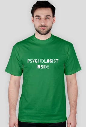 Psychologist inside