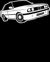 KOSZULKA T-SHIRT BMW LATAM BO LUBIĘ