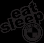 BLUZA MĘSKA EAT SLEEP BMW (2)