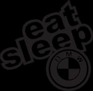 BLUZA DAMSKA EAT SLEEP BMW (2)