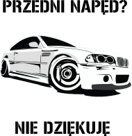 KOSZULKA MĘSKA BMW PRZEDNI NAPĘD