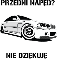 KOSZULKA DAMSKA BMW PRZEDNI NAPĘD