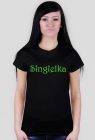 Koszulka damska Singielka Team