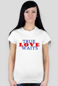 T-shirt damski [LOVE]