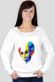 Bluza damska Color